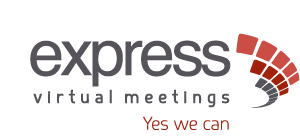 Express Virtual Meetings Logo